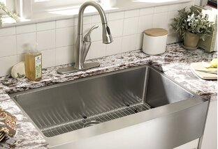 Farmhouse Kitchen: Sinks & More