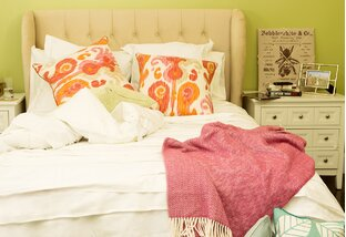 Pairing Patterns: Bedding & More