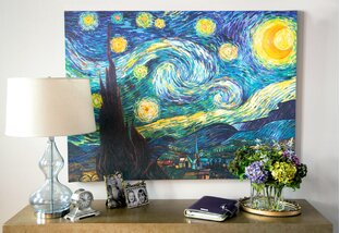 Museum at Home: Canvas Art