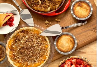 Baking Bliss: Dessert Essentials