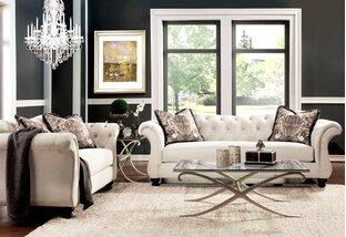 Go Glam: Living Room Furniture