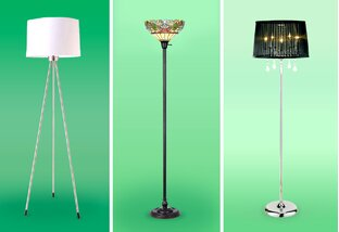 Floor Lamps from $50