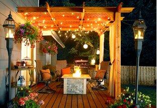 Embrace Autumn: Outdoor Furniture