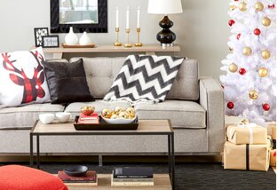 Merry, Bright + Modern Accents