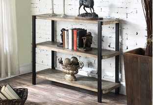 Industrial-Chic Accent Furniture