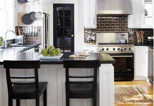 Dream Kitchen Redo: Furniture & Appliances
