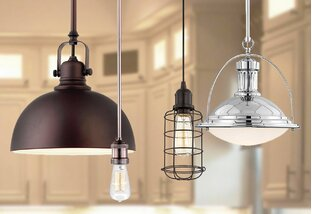 The Industrial-Chic Lighting Shop
