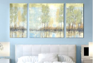 Paint by Number: Multi-Panel Wall Art