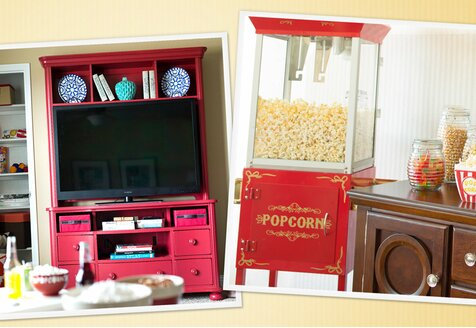 Family Movie Night Must-Haves