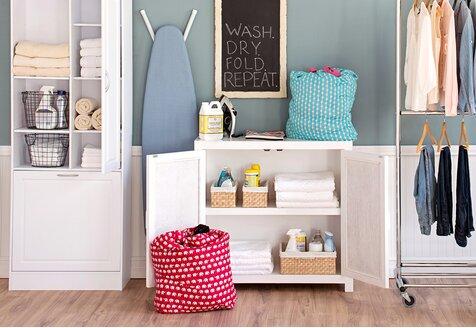 Laundry Room Re-Do