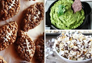 Our Favorite Game Day Snacks