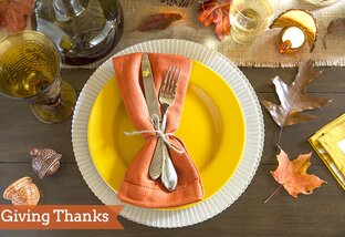 A Wayfair Thanksgiving