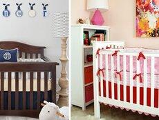4 Stylish Nursery Palettes
