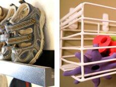 Clever Nursery Storage Ideas