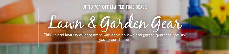 Lawn & Garden Gear