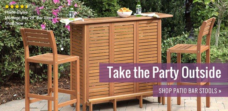 Patio Bar Furniture Wayfair