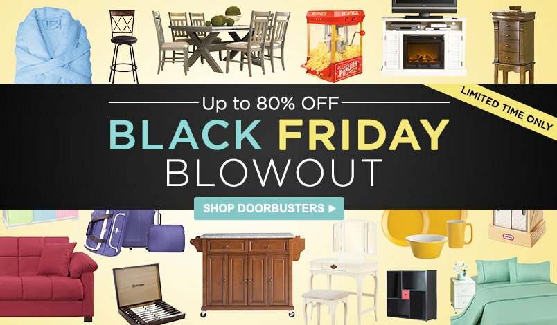 Black Friday 2014 At Wayfair.com
