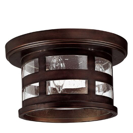 Capital Lighting Mission Hills Outdoor Flush Mount