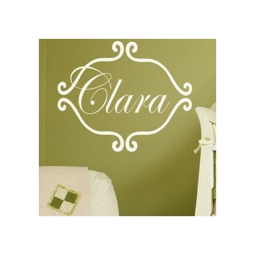 Princess Clara Wall Decal