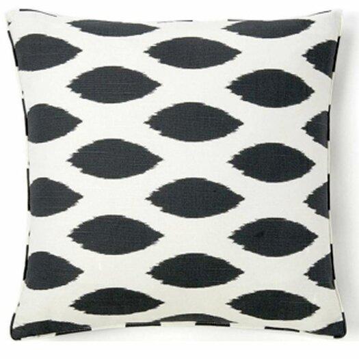 Jiti African Spot Linen Pillow