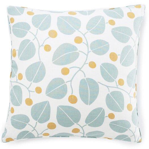 Jiti Bethe Leaves Linen Pillow