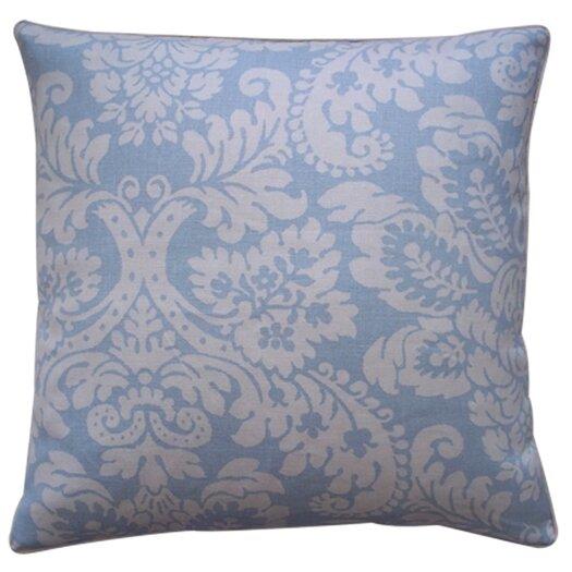 Jiti Hibiscus Linen Pillow