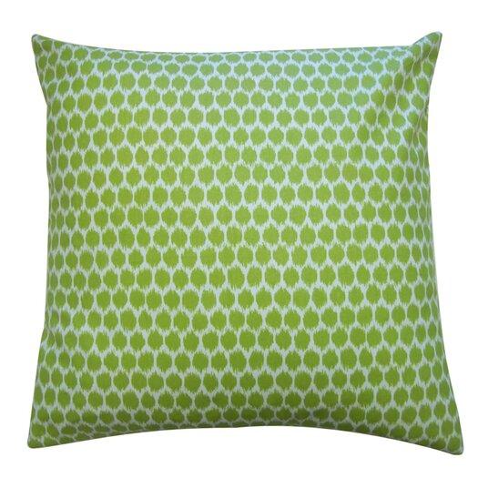 Jiti Splotch Satin Cotton Pillow