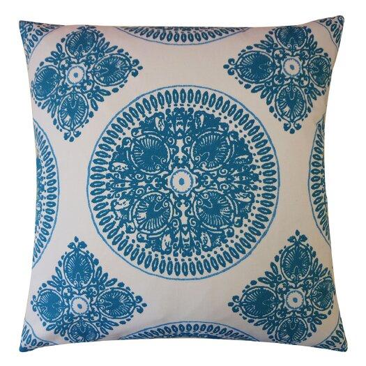 Jiti Medallion Pillow