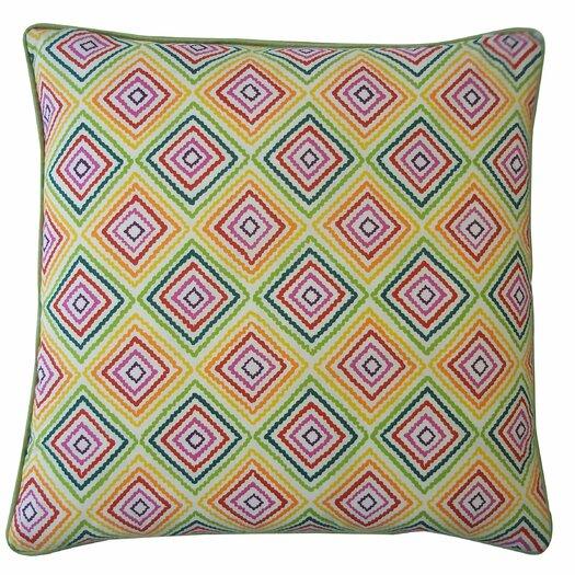 Jiti Diamond Cotton Pillow