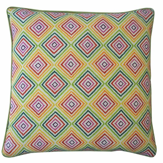 Jiti Diamond Cotton Pillow