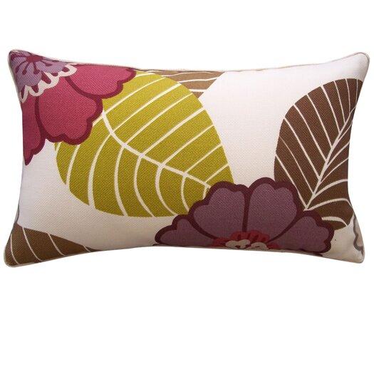 Jiti Dahlia Polyester Pillow