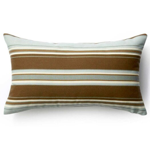 Jiti Thick Horizontal Stripes Outdoor Decorative Pillow