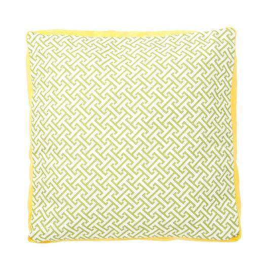 Jiti Maze Box Cotton Decorative Pillow