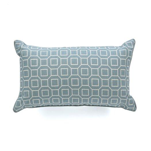 Jiti Hexagon Polyester Pillow