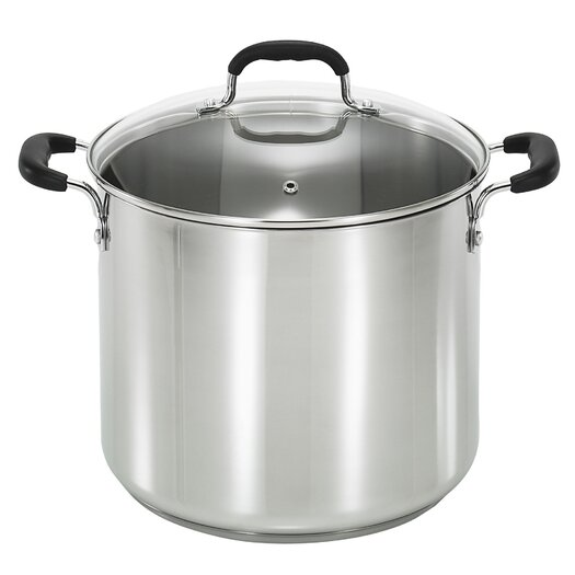 T-fal 12-qt. Stock Pot with Lid