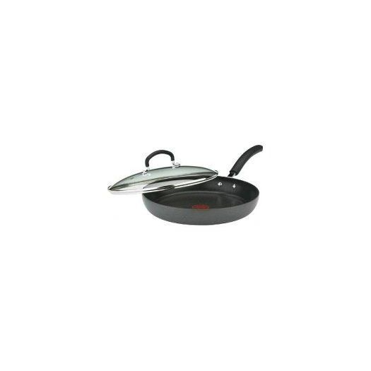 T-fal Professional Saute Pan with Lid