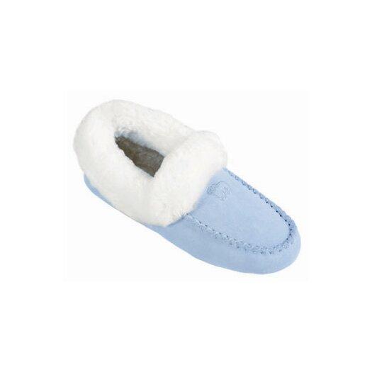 Ba Ba Seatskins Toddler Sheepskin Slippers