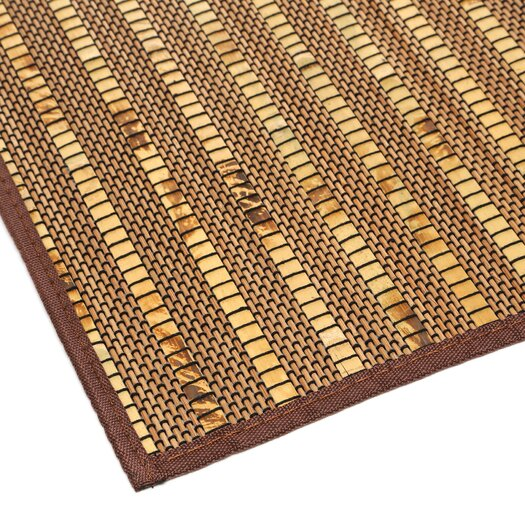 Textiles Plus Inc. Bamboo Placemat