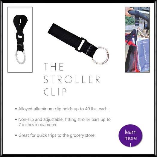 Ah Goo Baby Stroller Clip