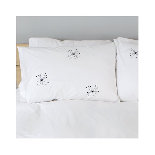 Dandelions Standard Pillow Cover