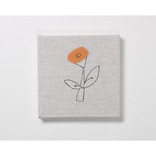 threesheets2thewind Mum Textile Wall Print