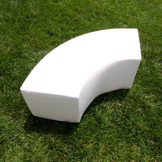 La-Fete ARC Curved Vinyl Picnic Bench