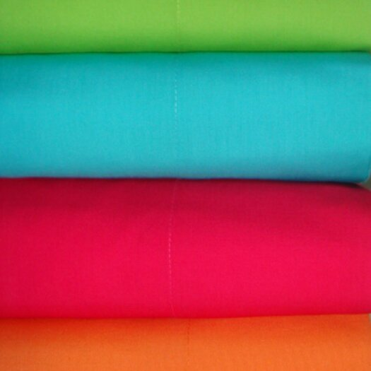 Jenny George Designs Brights 200 Thread Count Sheet Set