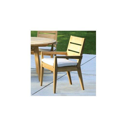 Kingsley Bate Algarve Dining Armchair