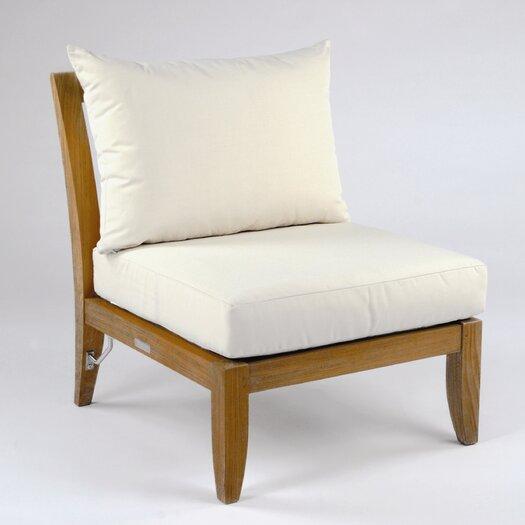 Kingsley Bate Ipanema Sectional - Deep Seating Armless Chair