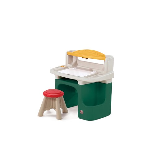 Step2 Art Master Activity Desk in Green
