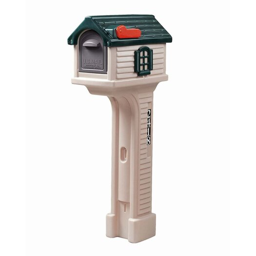 Step2 Villager Post Mounted Mailbox