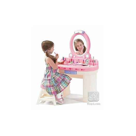 Step2 Children's Furniture Fantasy Vanity