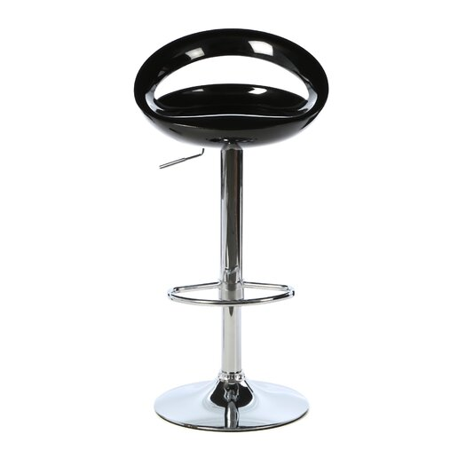LumiSource Swizzle Adjustable Height Bar Stool