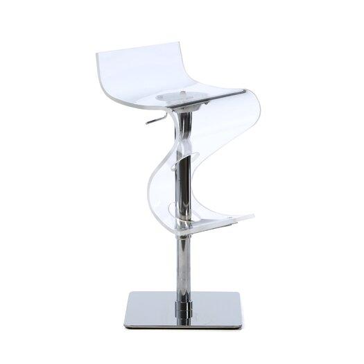 LumiSource Adjustable Height Bar Stool